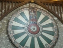 Kulatý stůl krále Artuše ve Winchesteru
