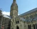 Katedrála v Salisbury