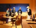 Studenti hrají barokní frašku