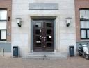 Hlavní vchod St-Gregorius College.